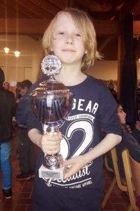Leander Maass gewinnt Wertheraner Jugend-Open