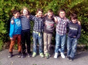 Schach-AG der Funckeparkschule