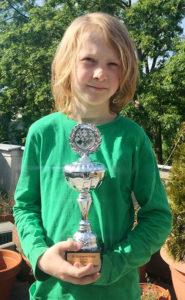 Leander Maass - Platz 1 - Rudowski-Pokal