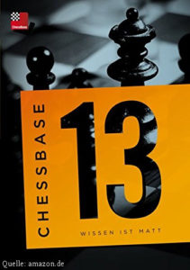 ChessBase 13, Das Startpaket, DVD-ROM Die professionelle Schachdatenbank