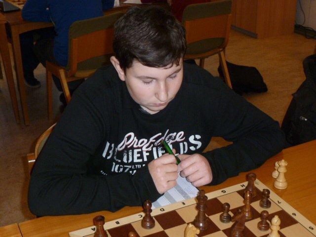 Artem Dajhte spielte in der 3. Mannschaft mit.