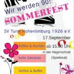 Einladung via Birgit Neuser