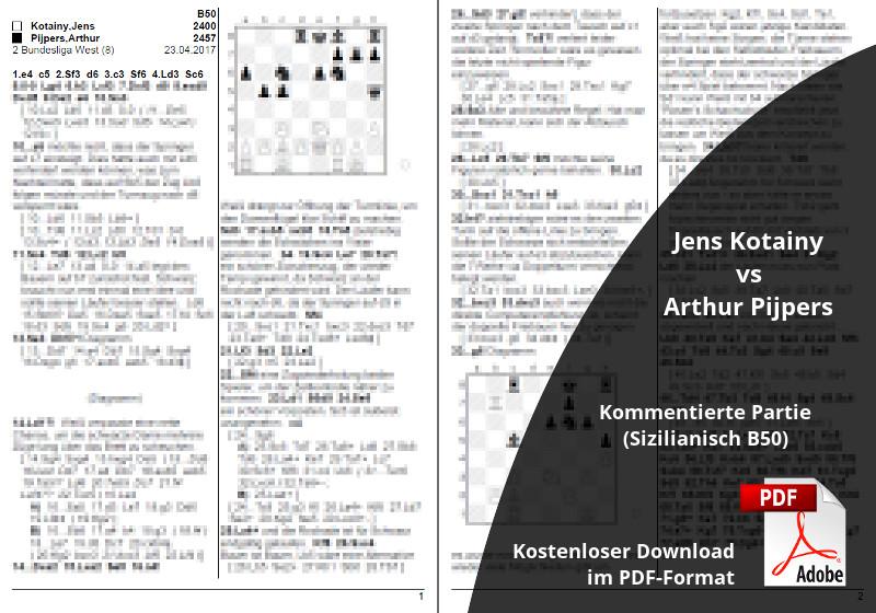 Jens Kotainy - Arthur Pijpers (2. Bundesliga West, 2017)